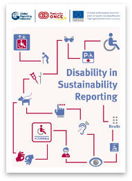 Image of guide Disability in Sustainability Reporting