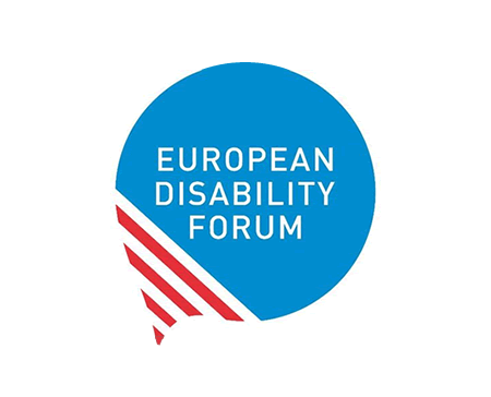 Logo European Disability Forum