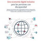 Una economía digital inclusiva para las personas con discapacidad